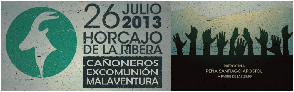 Nuevo Cartel Fiestajo 2013