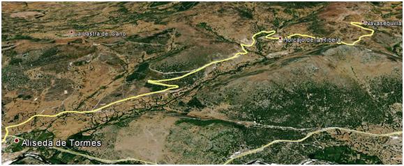 Mapa subida