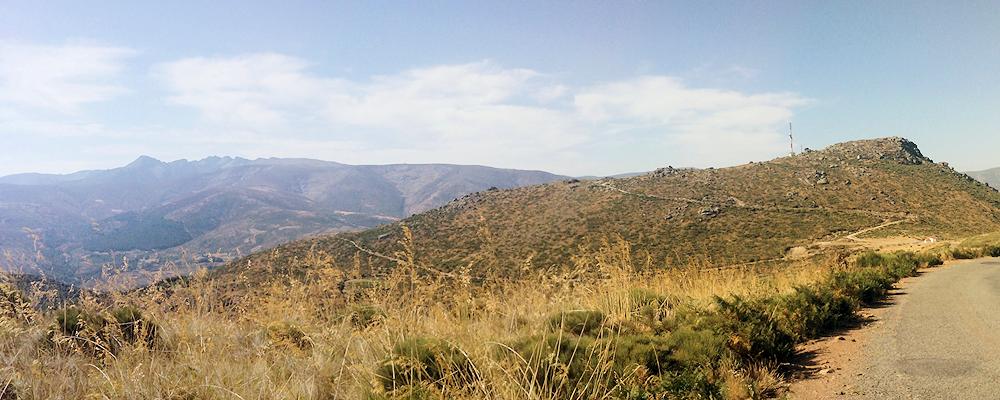 Ruta en Bicicleta por Horcajo, Aliseda y Navasequilla