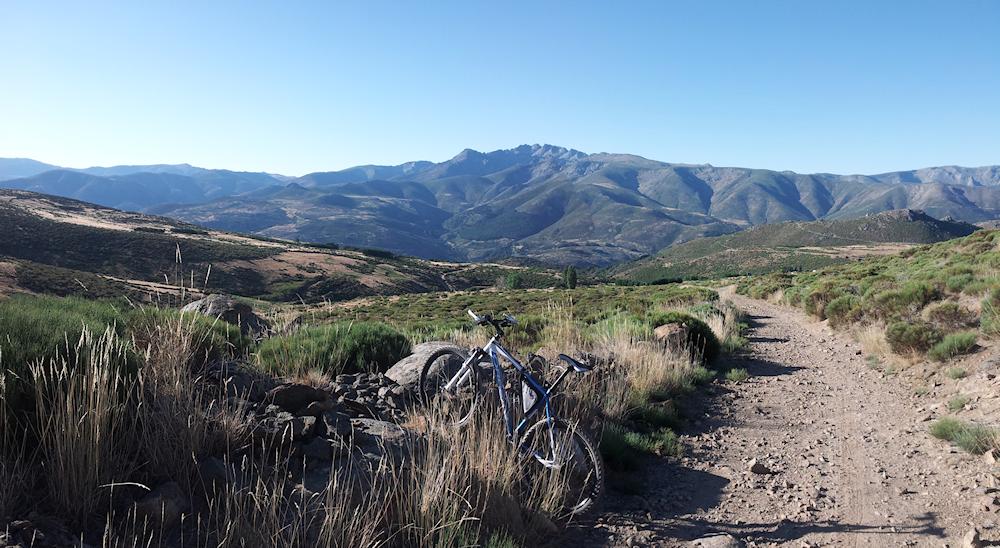 Desde Horcajo de la Ribera a la Talayuela