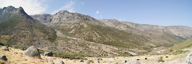Panoramica Garganta de Bohoyo